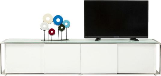 Kare Design Tv Kast Vanity Wit 48x220x48